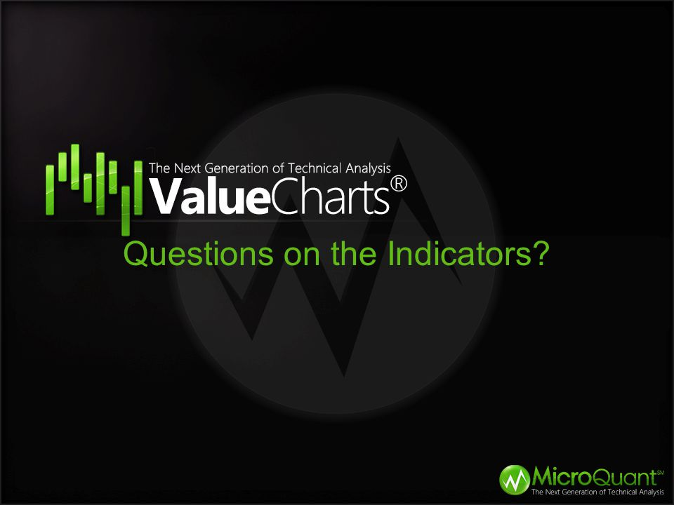 Questions on the Indicators