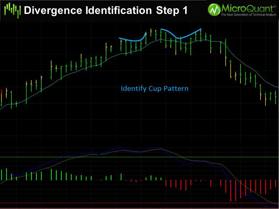 Divergence Identification Step 1