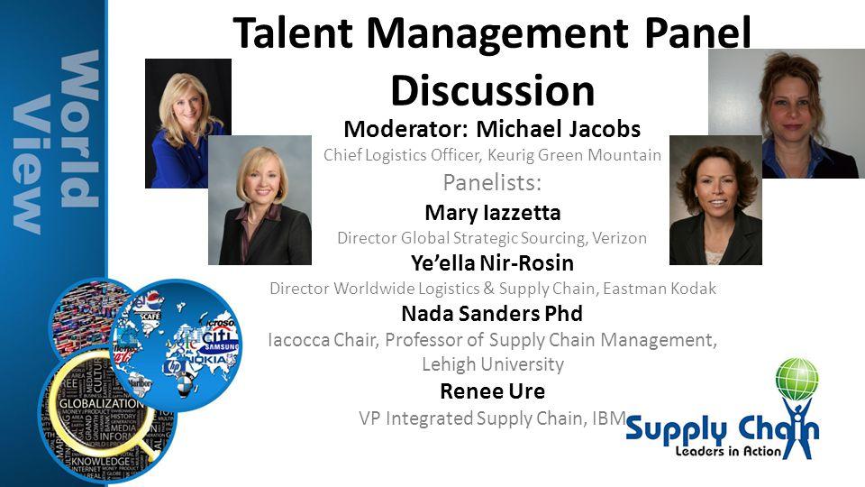 Talent Management Panel Discussion