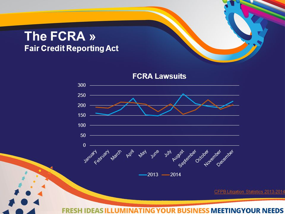 The FCRA » Fair Credit Reporting Act