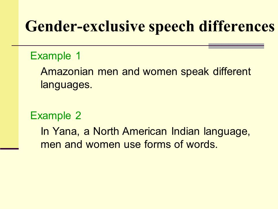 Gender Bias and Sexism in Language