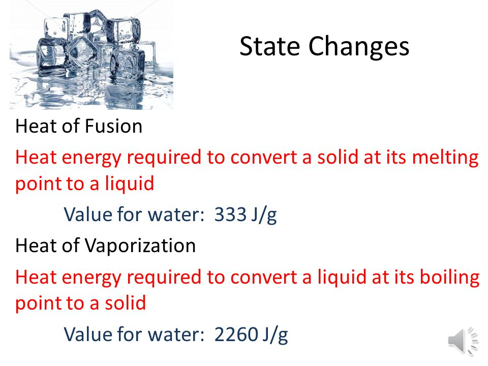 State Changes