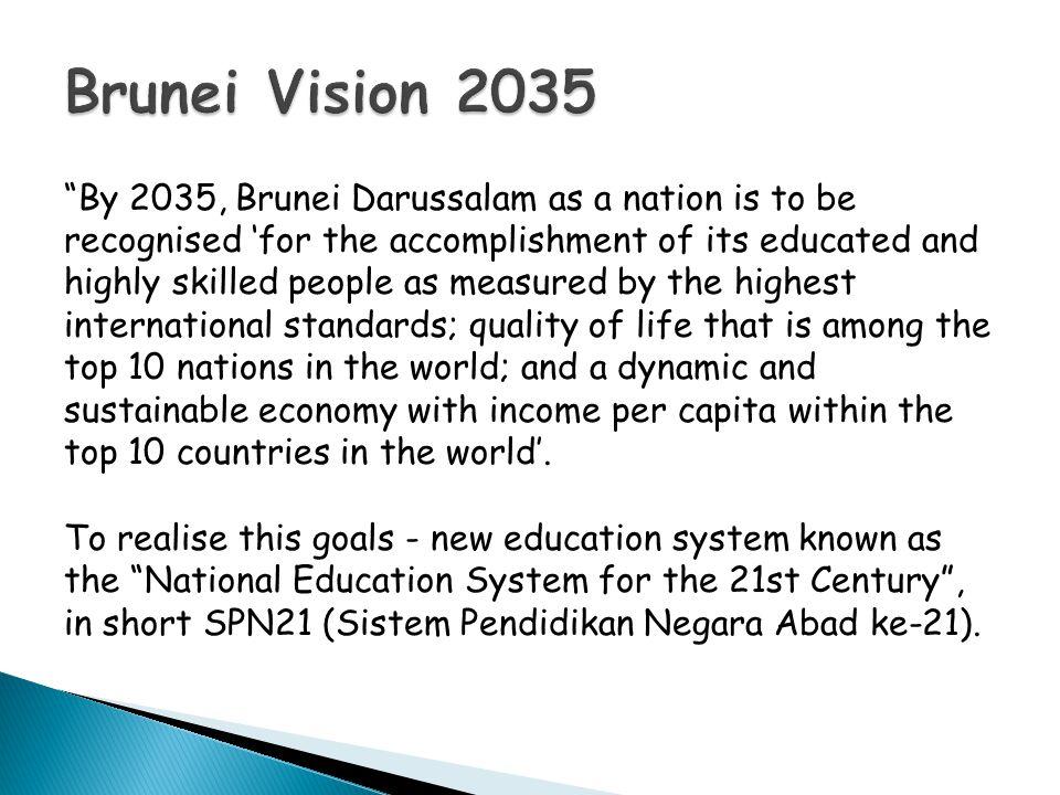 Brunei Vision 2035