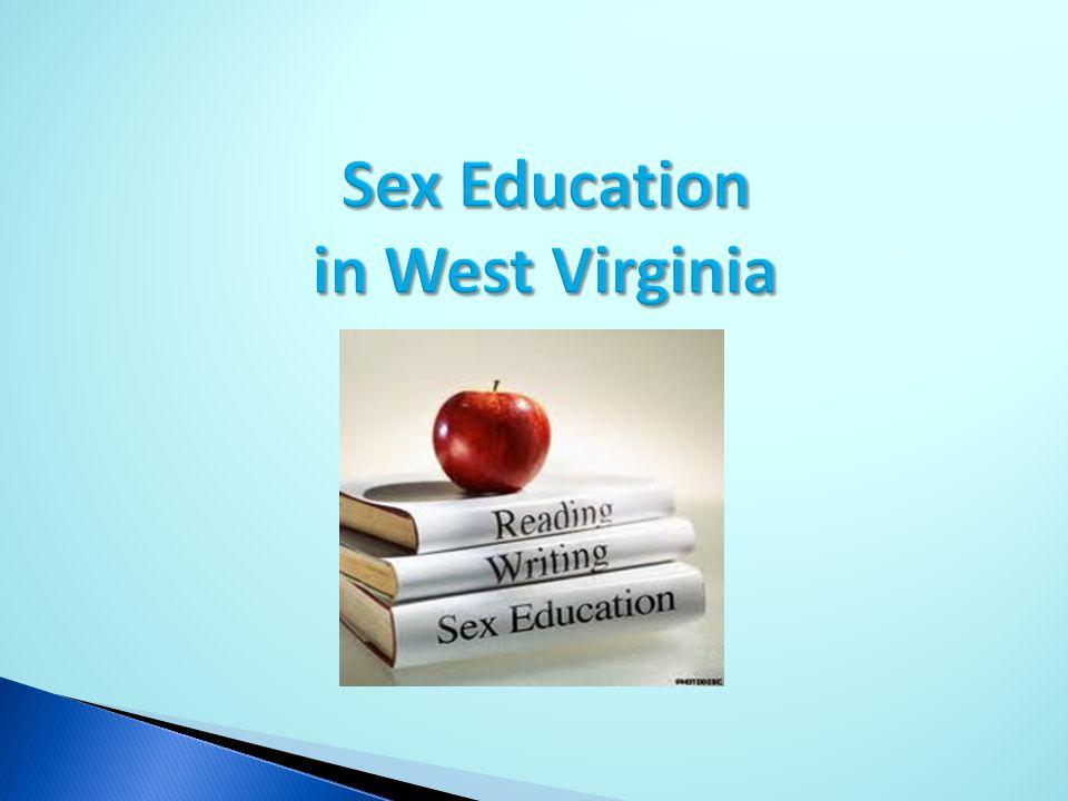 Sex Education in West Virginia