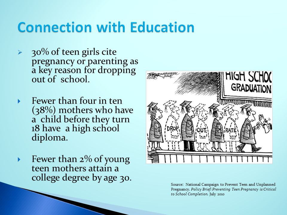 Connection with Education