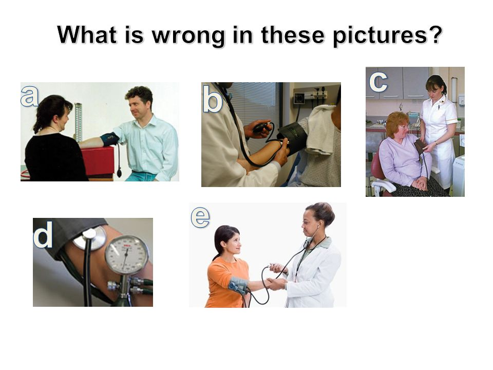 What is wrong in these pictures