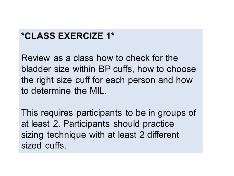 *CLASS EXERCIZE 1*