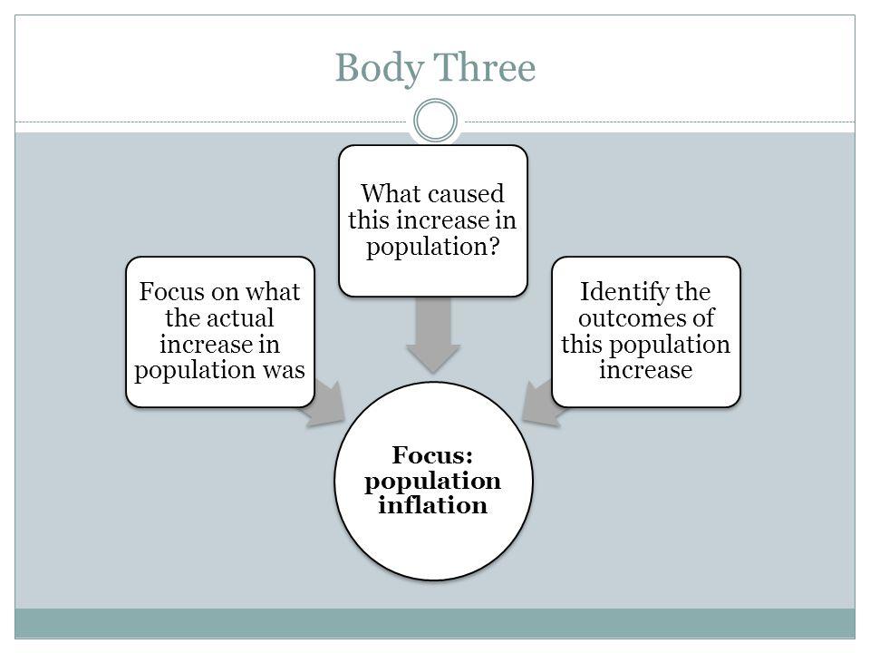Focus: population inflation