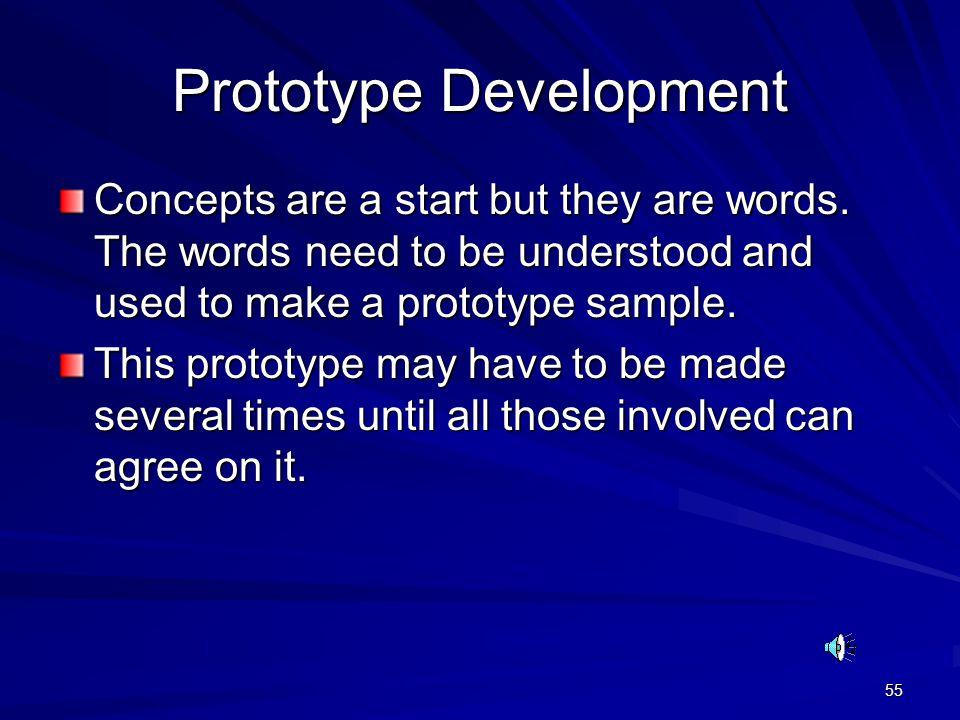 Prototype Development