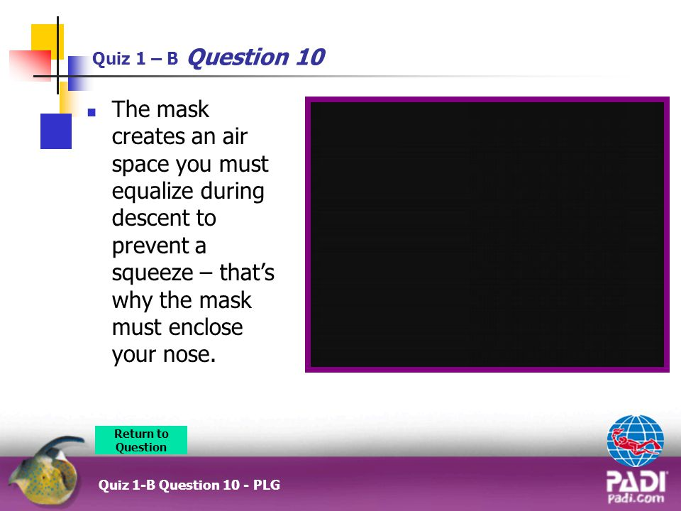 Quiz 1 – B Question 10