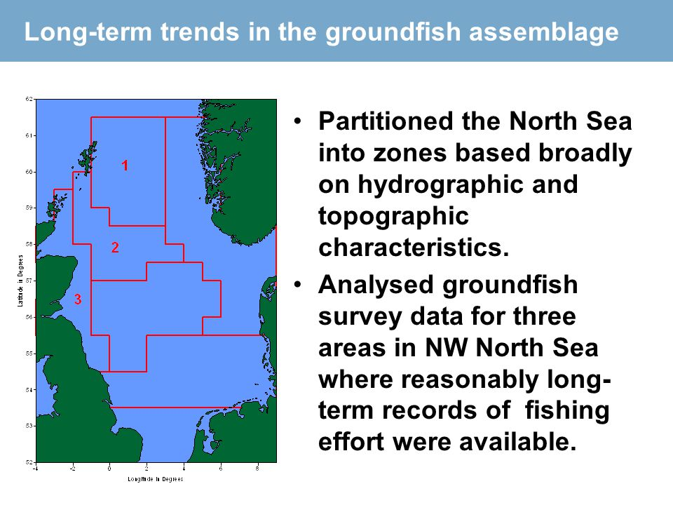 Long-term trends in the groundfish assemblage