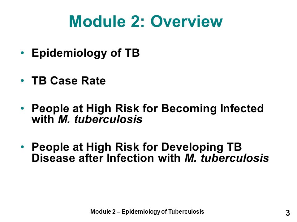 epidemiology research tuberculosis Introduction mycobacterium tuberculosis (mtb) is transmitted from person to  person via airborne droplet nuclei at the community level, mtb transmission.