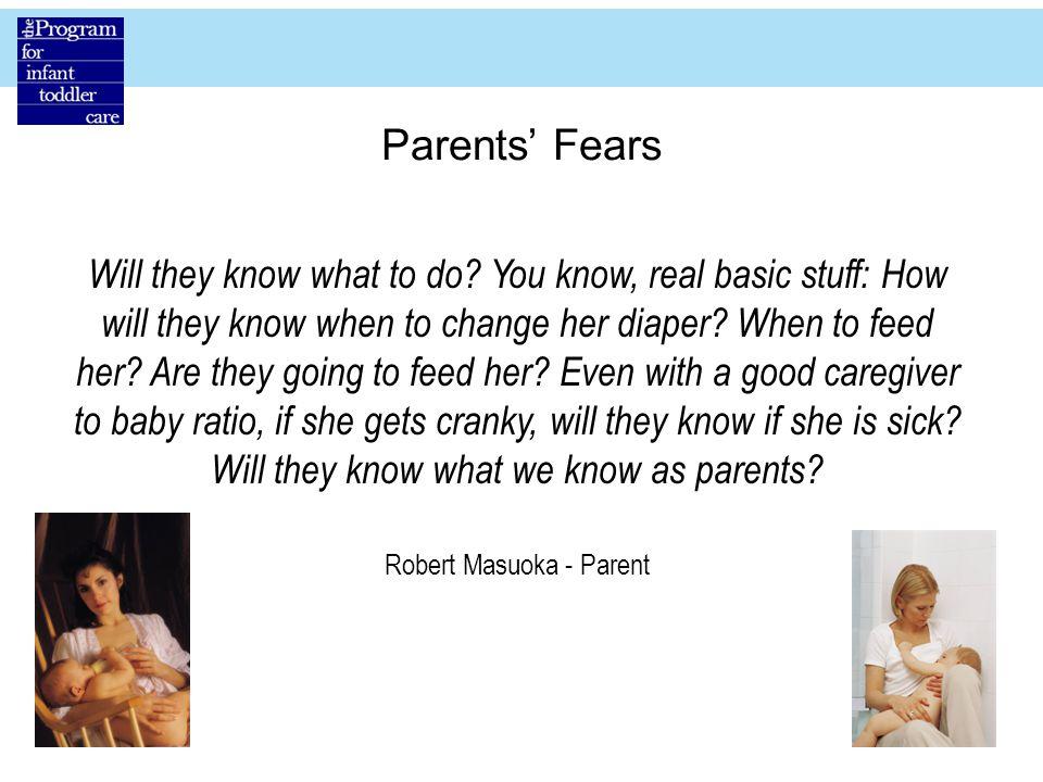 Robert Masuoka - Parent