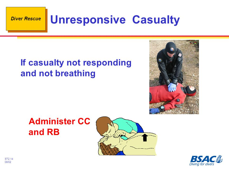 Unresponsive Casualty
