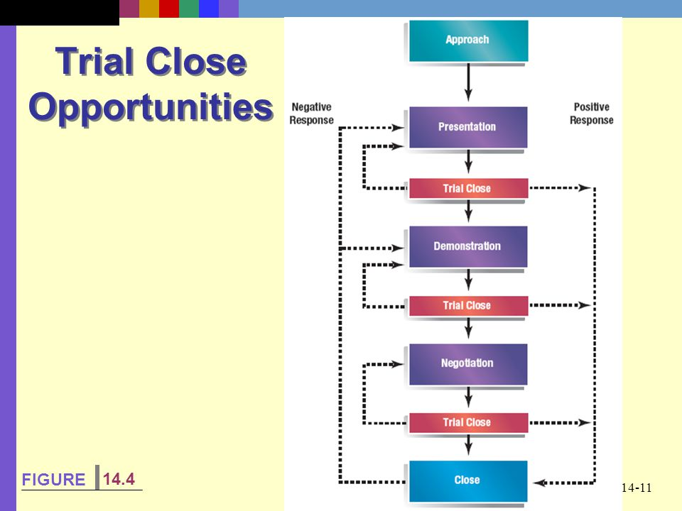 Trial Close Opportunities
