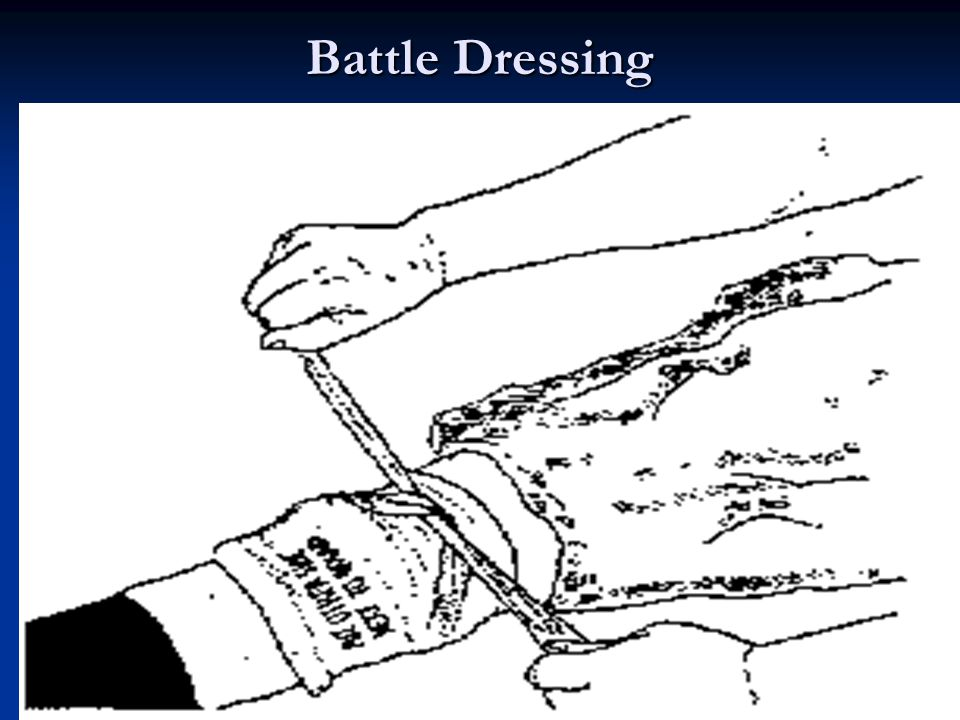 Battle Dressing