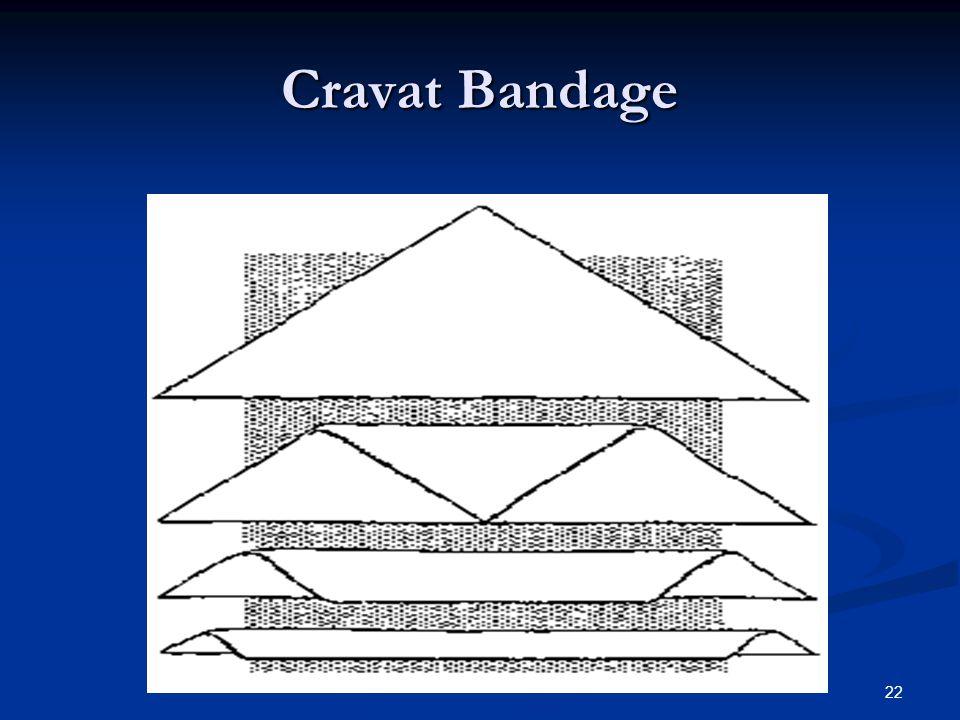 Cravat Bandage