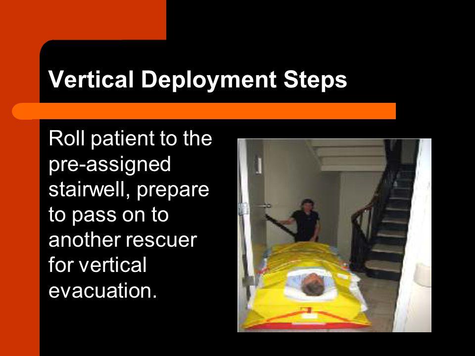 Vertical Deployment Steps