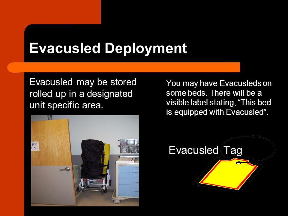 Evacusled Deployment Evacusled Tag