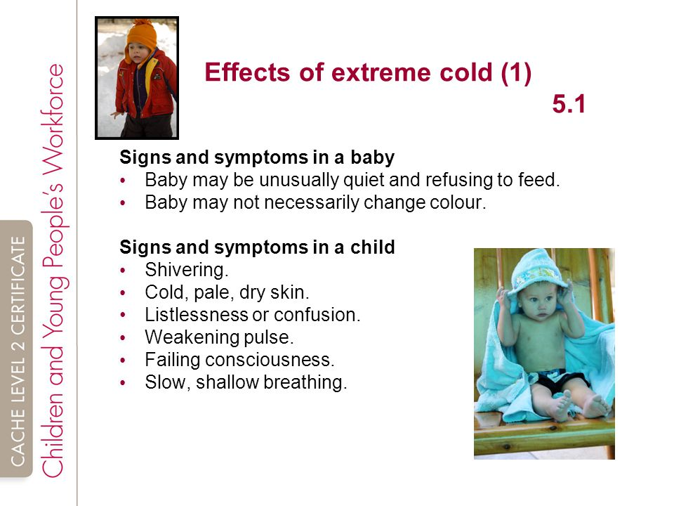 Effects of extreme cold (1) 5.1
