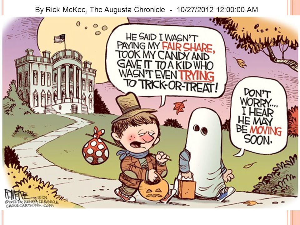 By Rick McKee, The Augusta Chronicle - 10/27/2012 12:00:00 AM