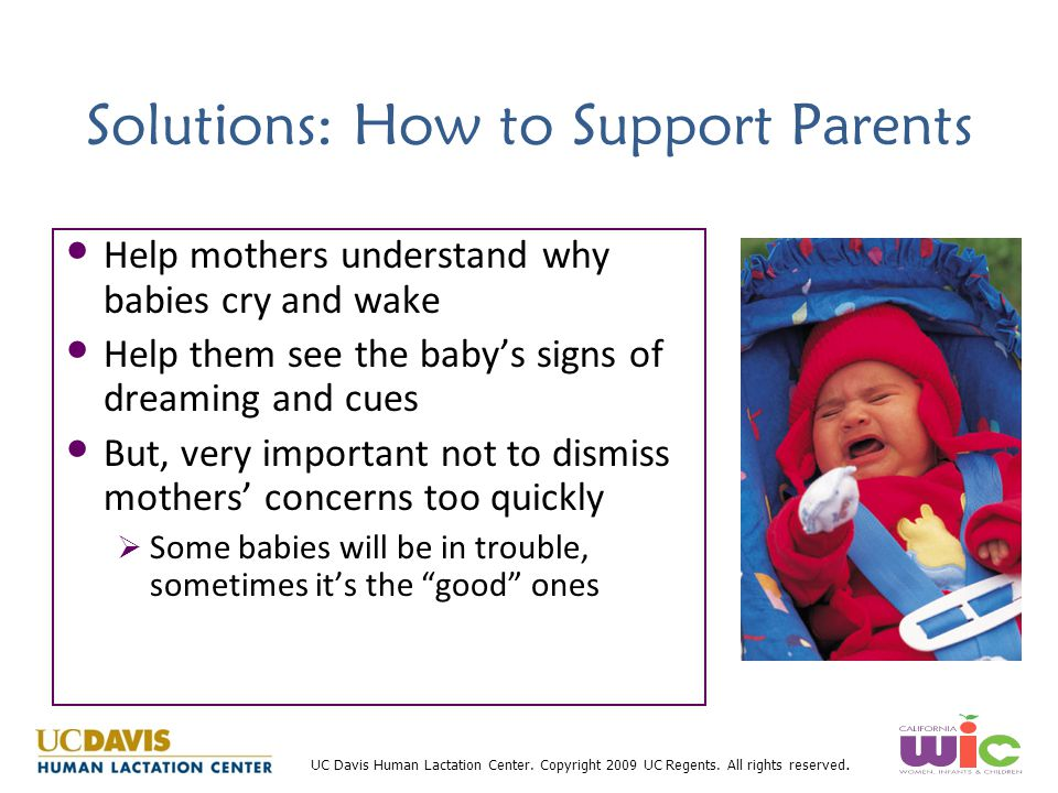 Solutions: How to Support Parents
