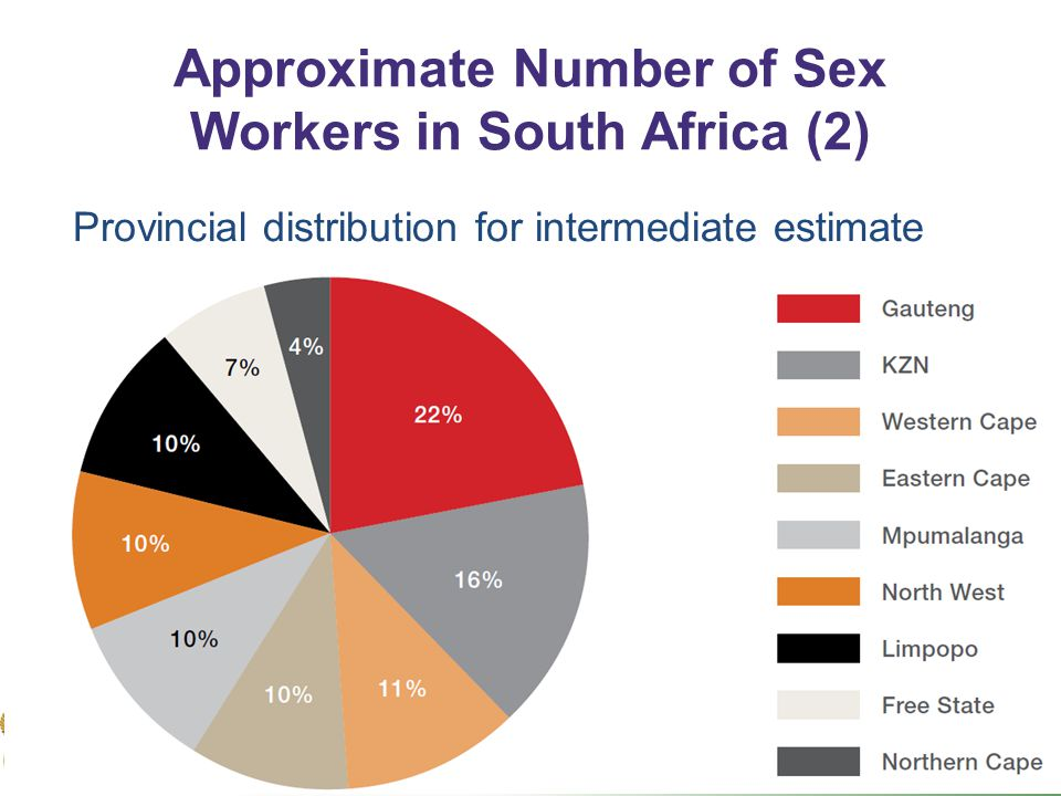 Approximate Number of Sex Workers in South Africa (2)