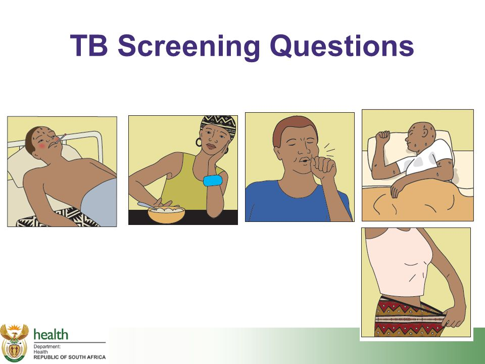 TB Screening Questions