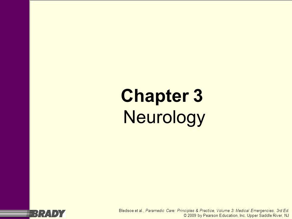 Chapter 3 Neurology