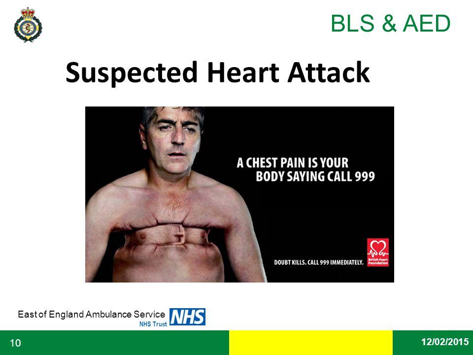 Suspected Heart Attack