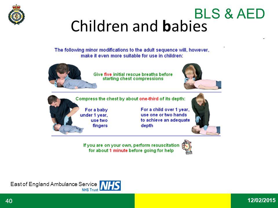 Children and babies