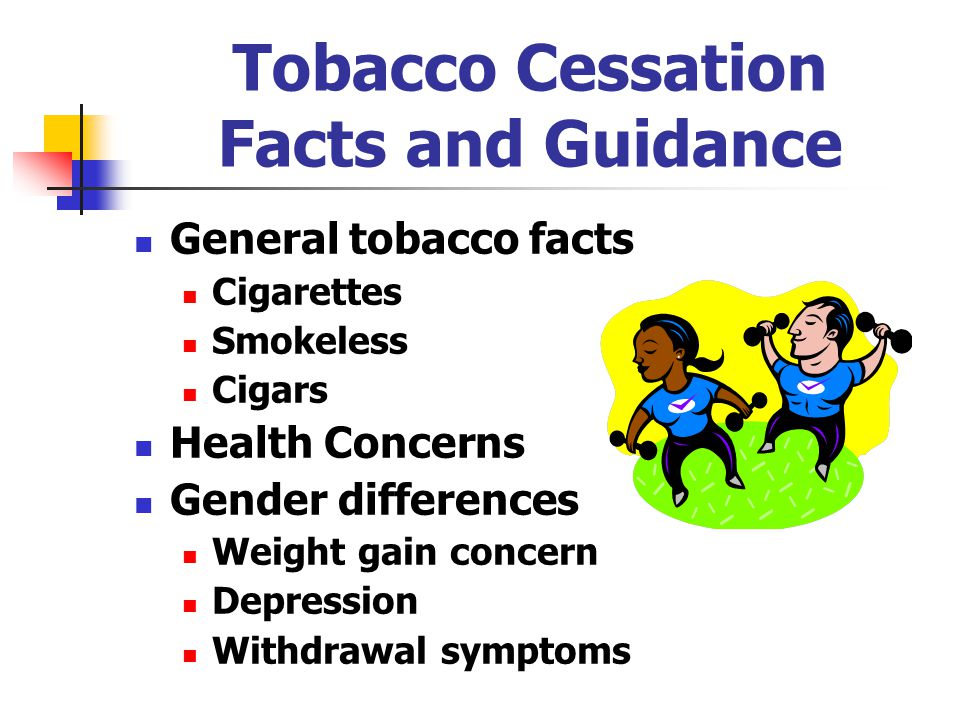 Tobacco Cessation Facts and Guidance