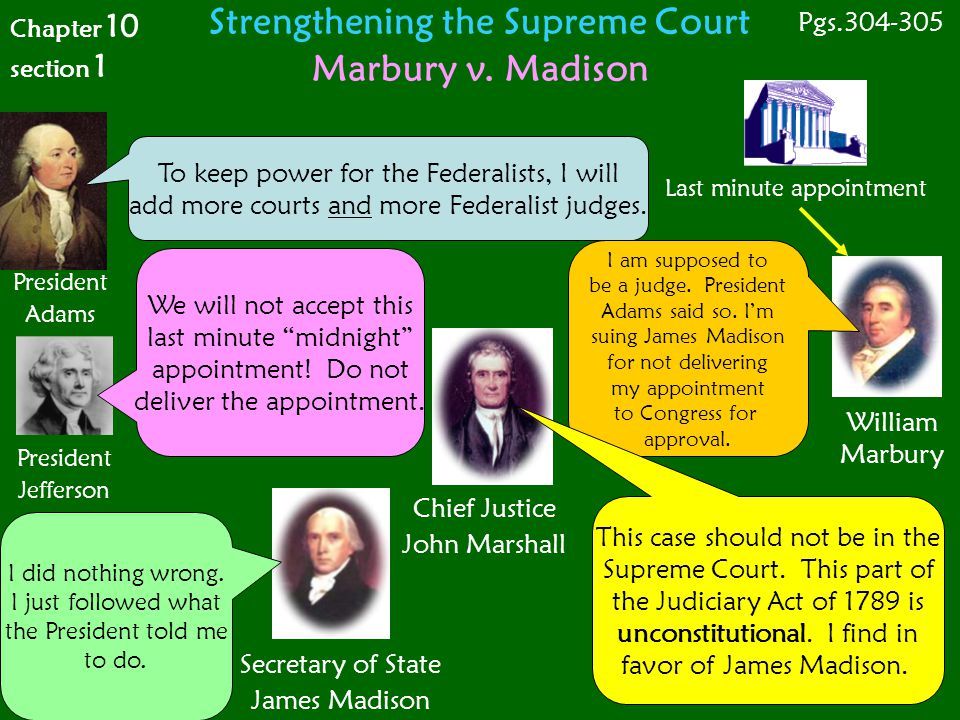 Strengthening the Supreme Court