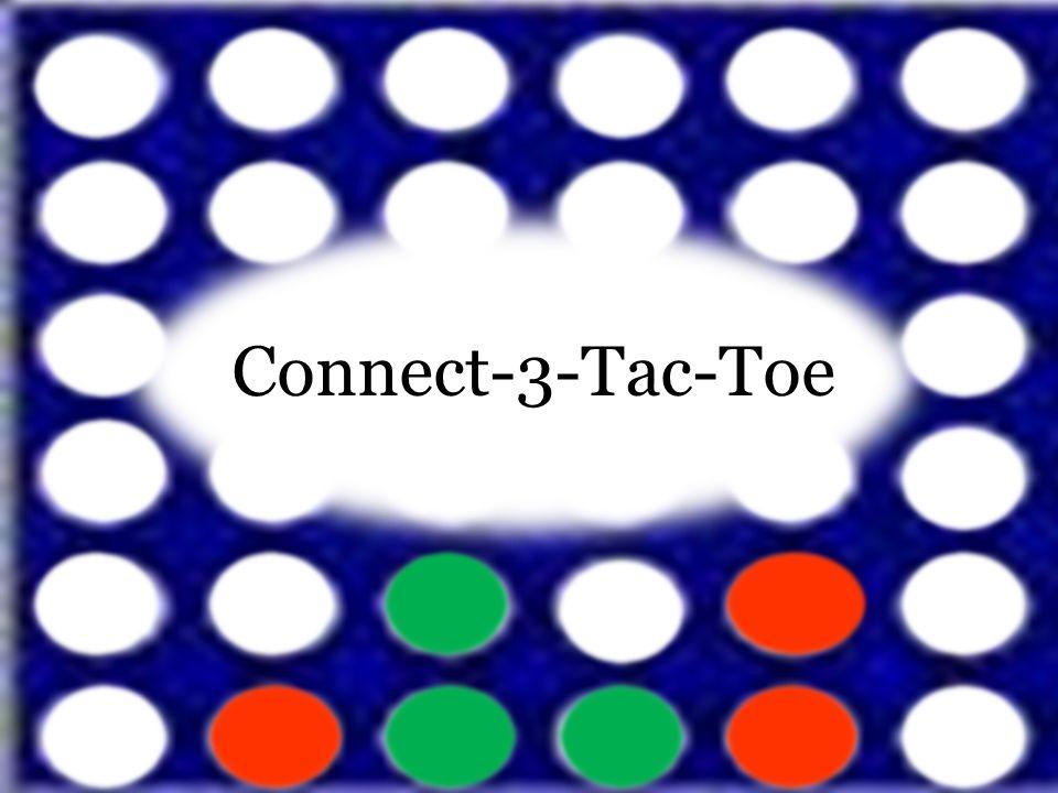 Connect-3-Tac-Toe