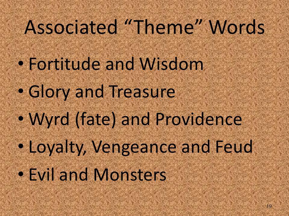 Associated Theme Words