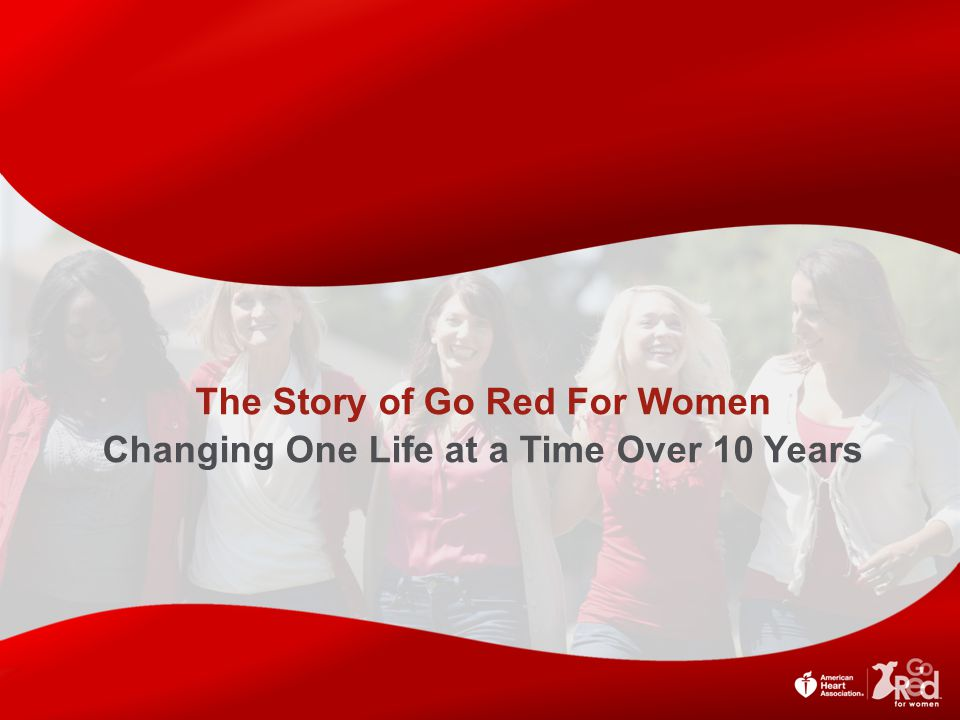 The Story of Go Red For Women