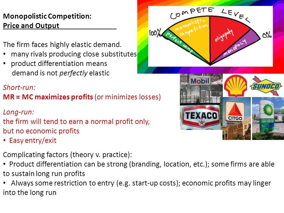 Monopolistic Competition: