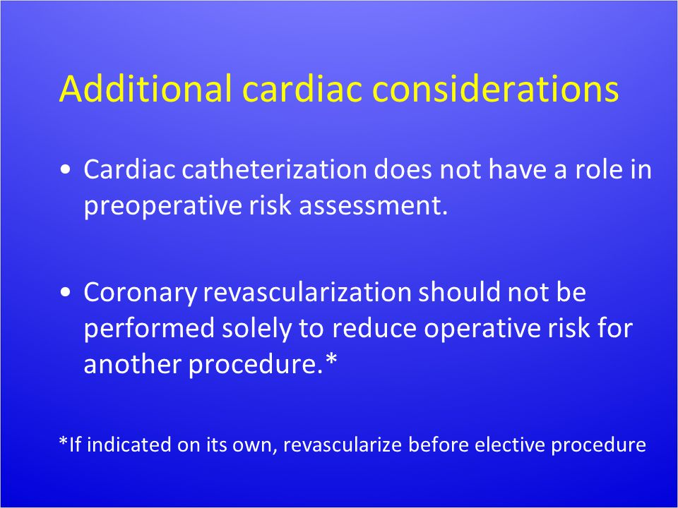 Of the following patients with cardiac conditions, which one may proceed with elective surgery
