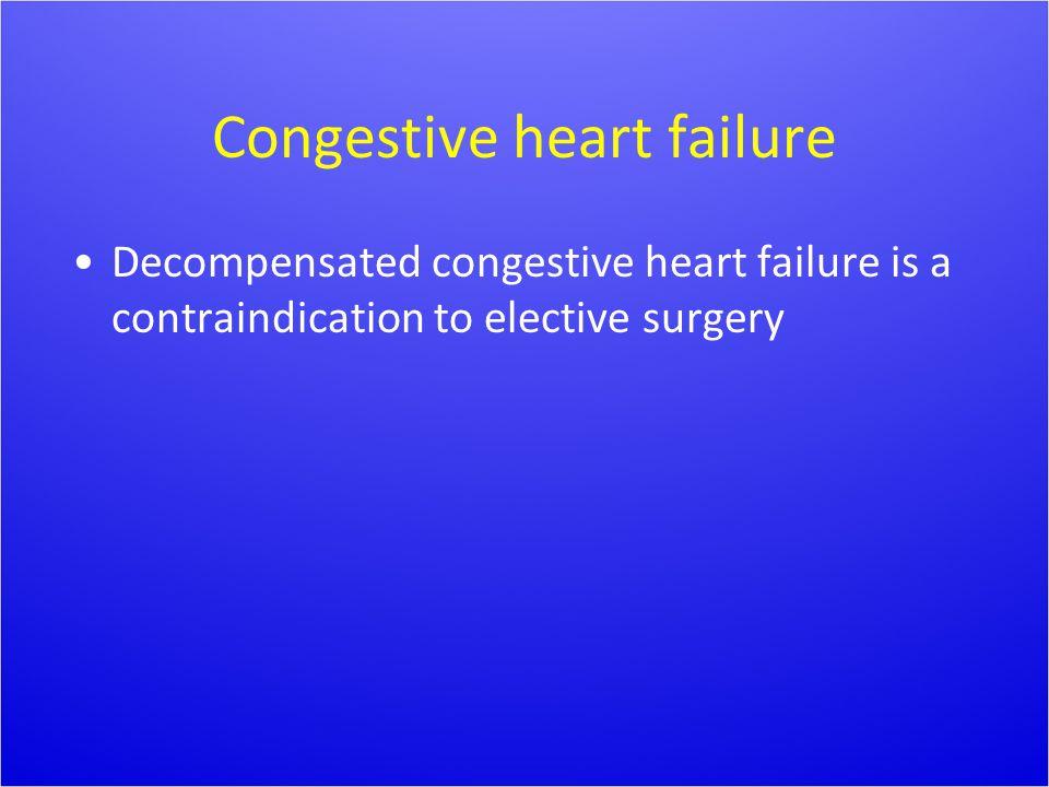 Ischemic cardiovascular disease