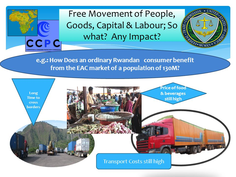 Free Movement of People, Goods, Capital & Labour; So what Any Impact