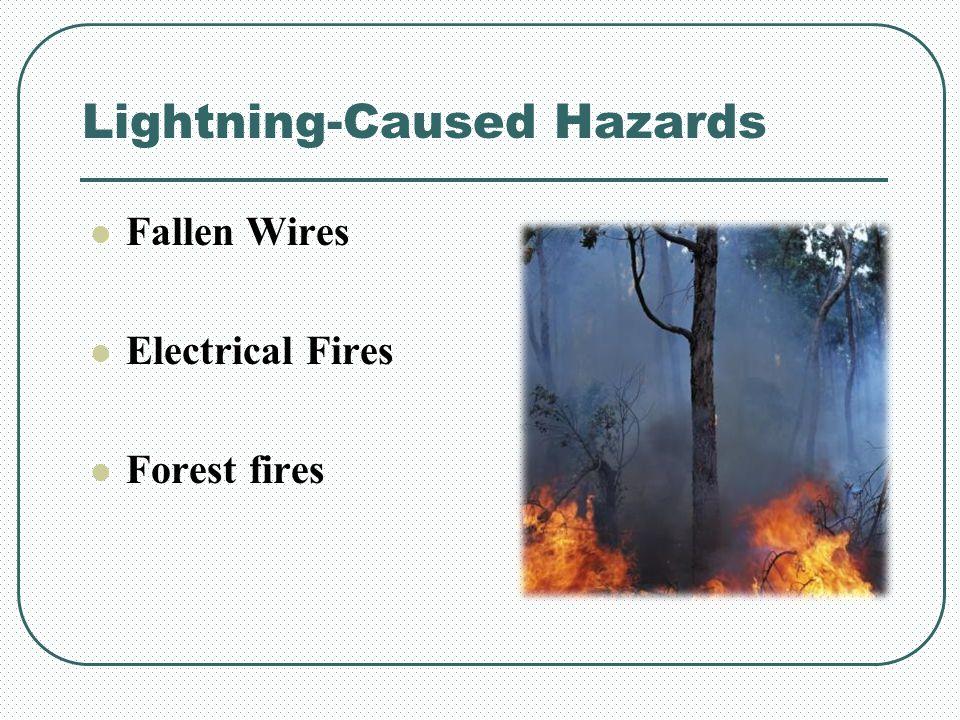 Lightning-Caused Hazards