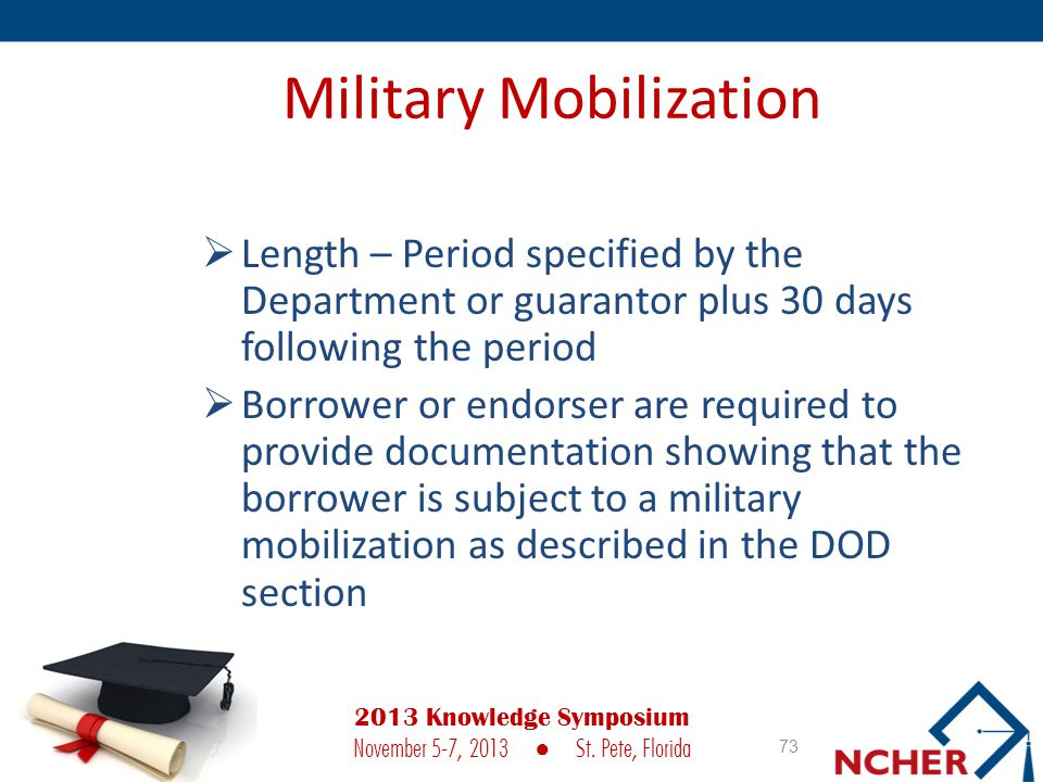Military Mobilization