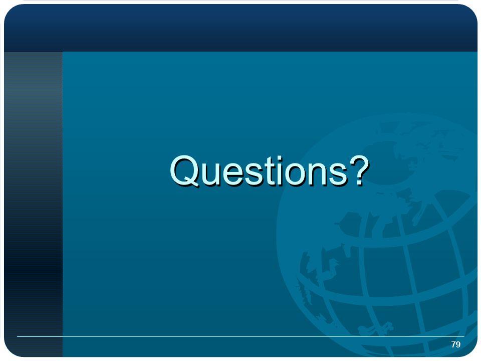 Questions 79