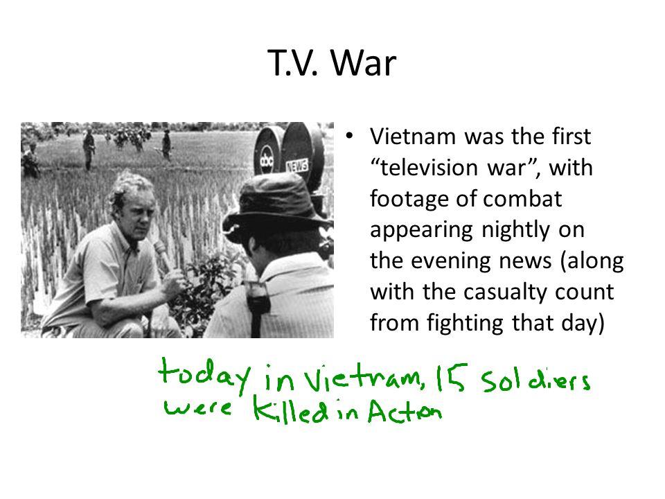 T.V. War