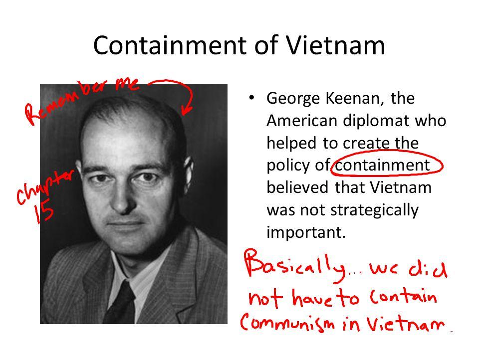 Containment of Vietnam