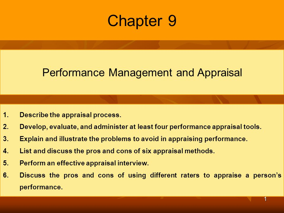 Performance Appraisal Problems and Solutions