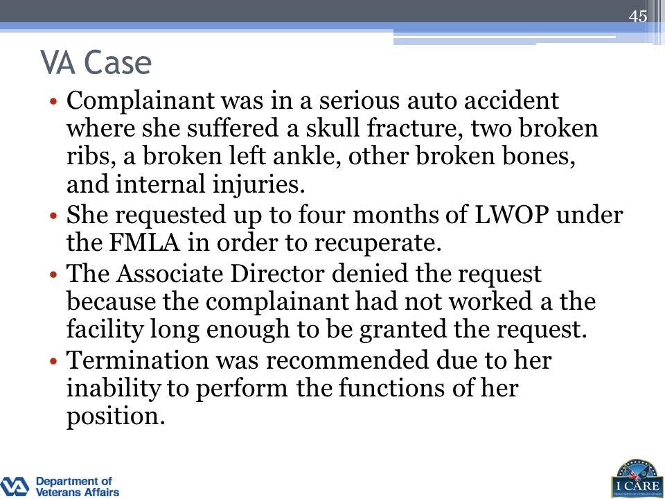 VA Case
