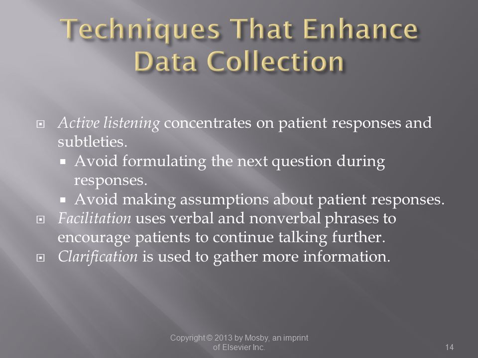 Techniques That Enhance Data Collection