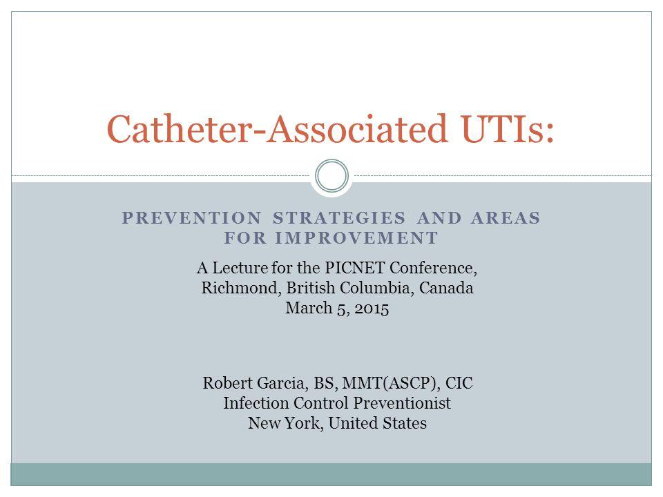 Catheter-Associated UTIs: