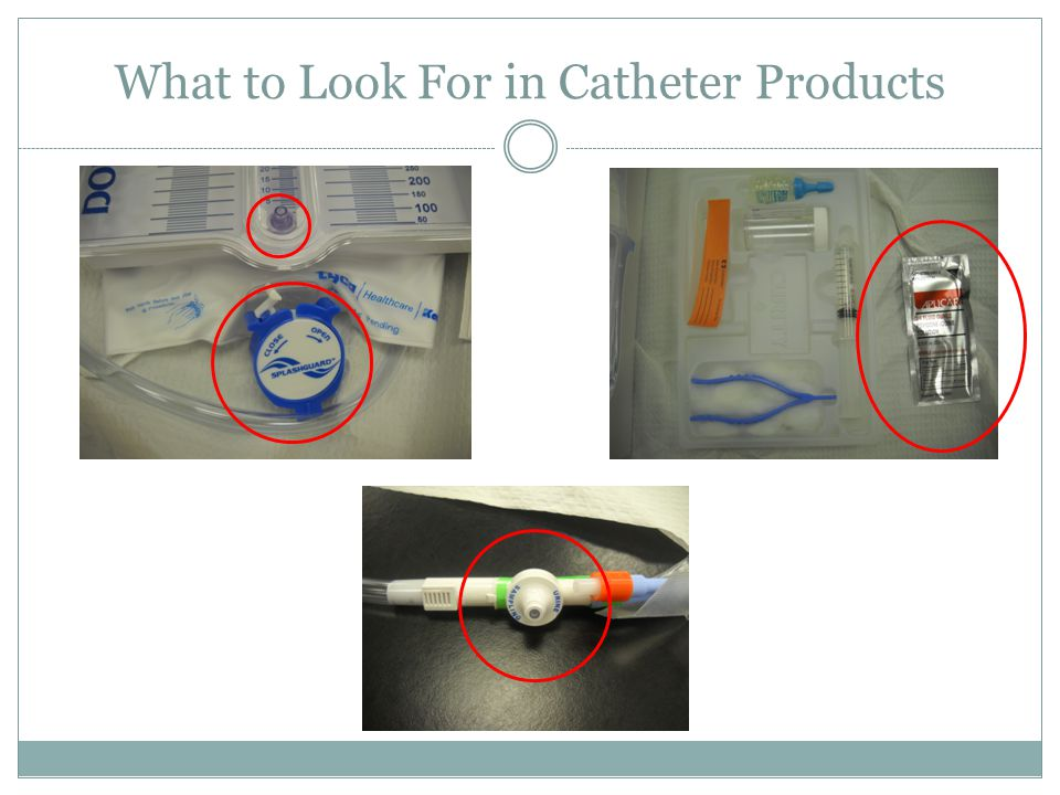 What to Look For in Catheter Products